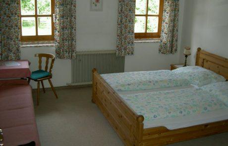 Gästezimmer im Peternhof