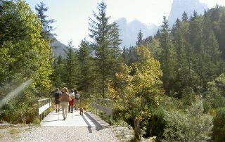 Wanderer in Kirchberg in Tirol