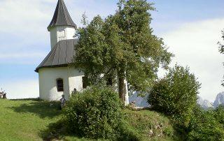 Kapelle in Kirchberg in Tirol