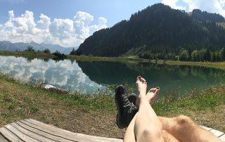 Sommer am Seidlalmsee